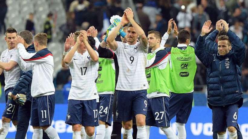Cdm les stats voient la france en 1 4 - Classement equipe de france coupe du monde 2014 ...