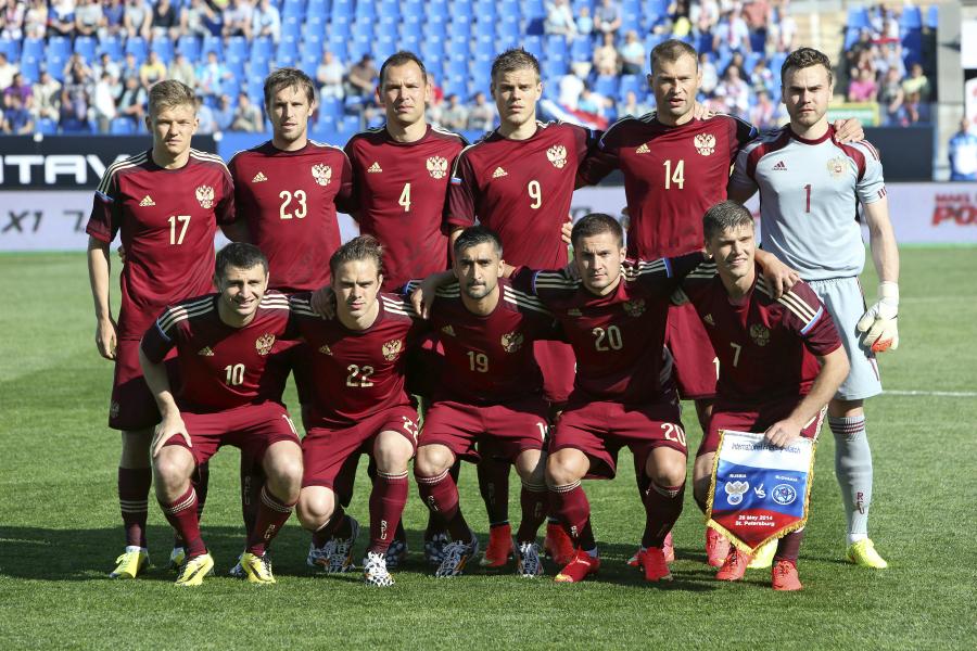 equipe nationale de football de Russie