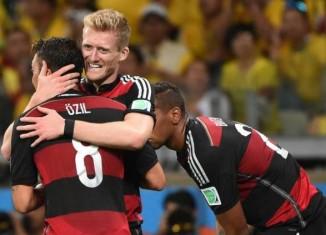 Victoire equipe allemande coupe du monde