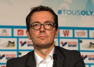 Mercato OM – Eyraud : « On n'a pas entamé les discussions avec Vainqueur, on le fera »