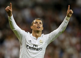 Ronaldo casse un record en passant la barre des 100 buts en Coupe d'Europe