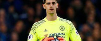 Chelsea - Thibaut Courtois a eu peur que sa saison soit finie sur blessure