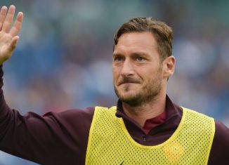 "AS Roma - Spalletti "" Je ne sais pas si Totti jouera ici la saison prochaine """
