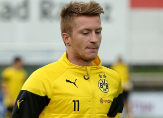 Monaco / Dortmund: Marco Reus n'est pas satisfait