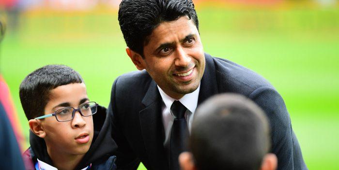 """PSG - Al-Khelaïfi """"Vous êtes ce qu'il y a de plus important pour le Paris Saint-Germain"""""""