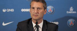 PSG - Olivier Létang a annoncé son départ du club parisien