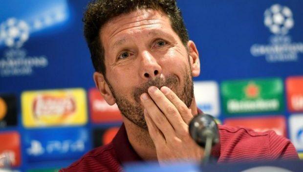 """LdC - Real/Atlético - Simeone """"Il faut tenter quelque chose d'impossible"""""""
