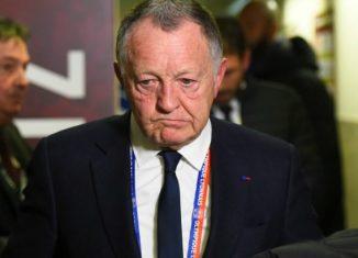 """Europa League - Aulas """"cette équipe méritait de battre l'Ajax vers la fin"""""""