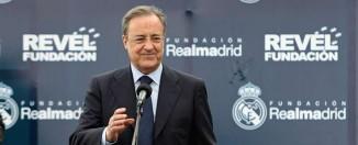 Florentino Perez vise la continuité - mercato