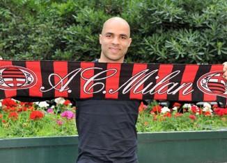 Alex ex PSG signe Milan AC