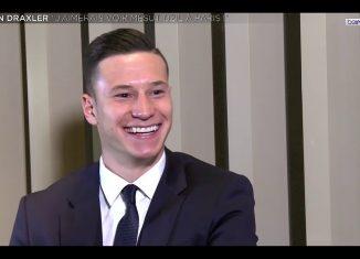 Julian draxler psg interview beinsports