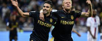 Monaco s'impose à Lyon et avance vers le titre