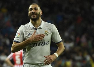 "Real/Atlético - Karim Benzema "" On peut dire qu'on a un pied en finale """