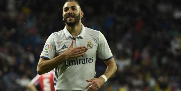 """Real/Atlético - Karim Benzema """" On peut dire qu'on a un pied en finale """""""