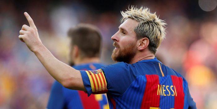 """Barcelone/Villarreal - Escribá """"Messi est le meilleur de l'histoire, Messi est unique"""""""