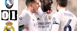 Résumé vidéo Atalanta/Real Madrid